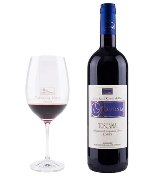 Armonia vino IGT toscana rosso